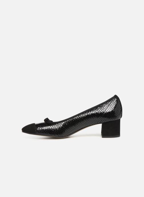 Zapatos de tacón Elizabeth Stuart Dico 452 Negro vista de frente