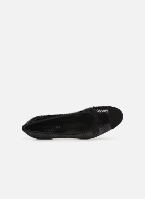 Zapatos de tacón Elizabeth Stuart Dico 452 Negro vista lateral izquierda