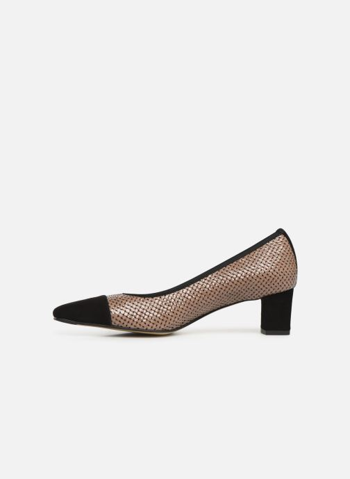 Zapatos de tacón Elizabeth Stuart Eres 452 Marrón vista de frente