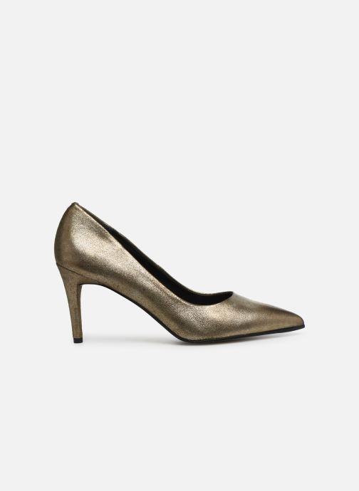 Zapatos de tacón Elizabeth Stuart Bea 325 Oro y bronce vistra trasera