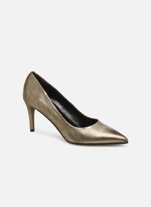 Zapatos de tacón Elizabeth Stuart Bea 325 Oro y bronce vista de detalle / par