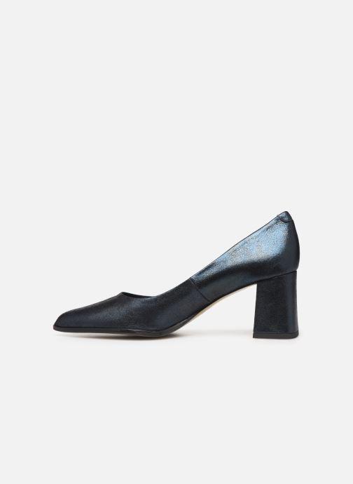 Zapatos de tacón Elizabeth Stuart Dhely 325 Azul vista de frente