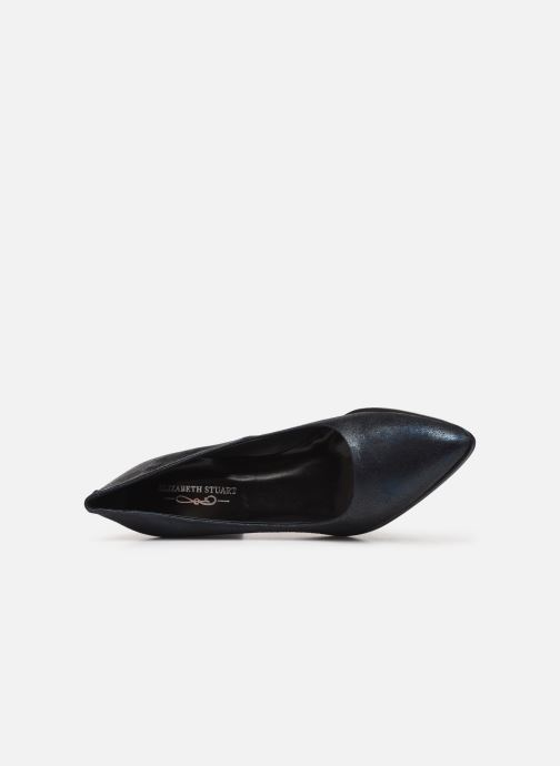 Zapatos de tacón Elizabeth Stuart Dhely 325 Azul vista lateral izquierda