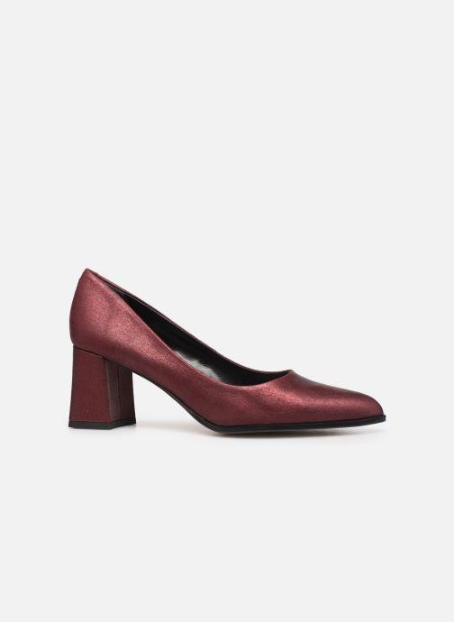 High heels Elizabeth Stuart Dhely 325 Burgundy back view