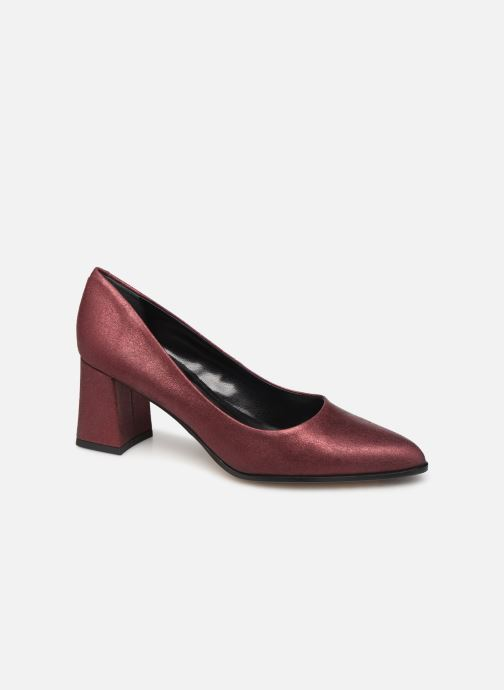 High heels Elizabeth Stuart Dhely 325 Burgundy detailed view/ Pair view