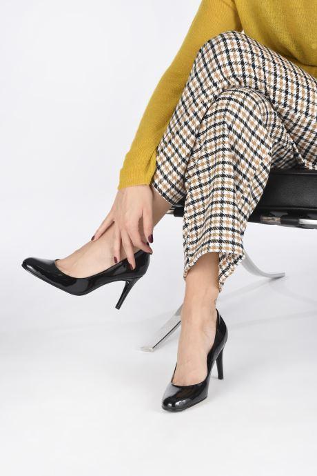 Zapatos de tacón Elizabeth Stuart Cither 305 Negro vista de abajo