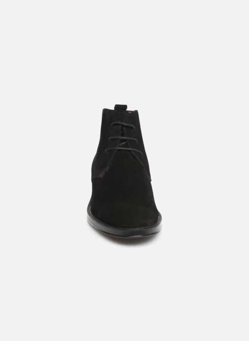 Lace-up shoes Elizabeth Stuart Uvain 334 Black model view