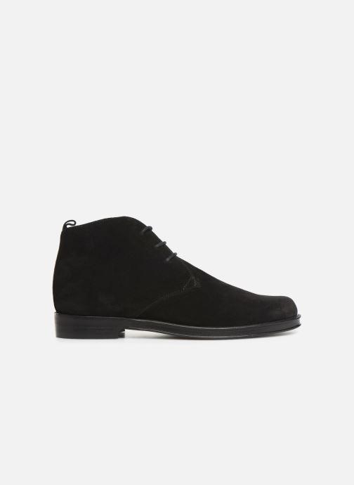 Lace-up shoes Elizabeth Stuart Uvain 334 Black back view