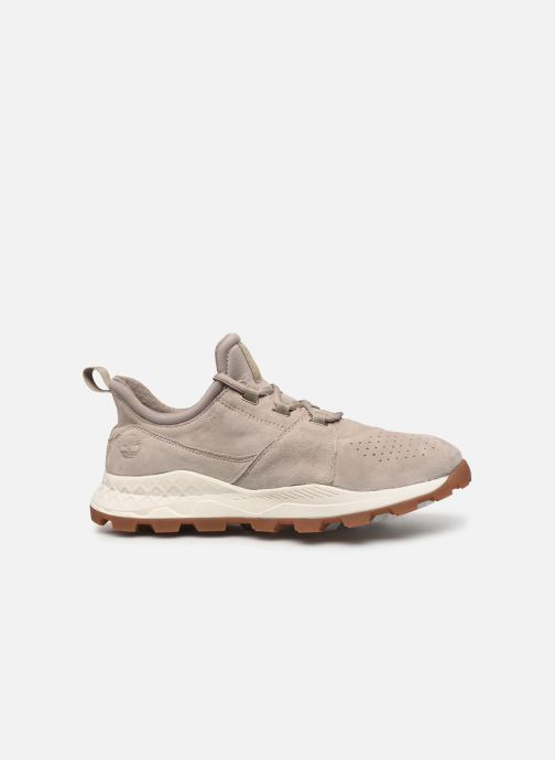 Baskets Timberland Brooklyn Lace Oxford Beige vue derrière