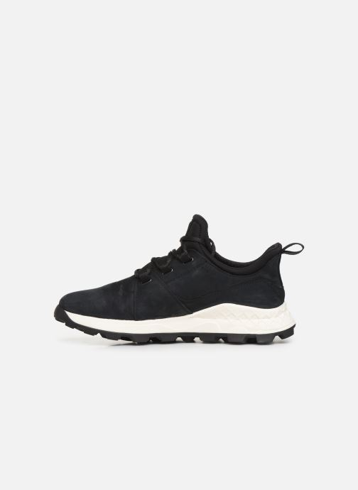 Sneakers Timberland Brooklyn Lace Oxford Nero immagine frontale