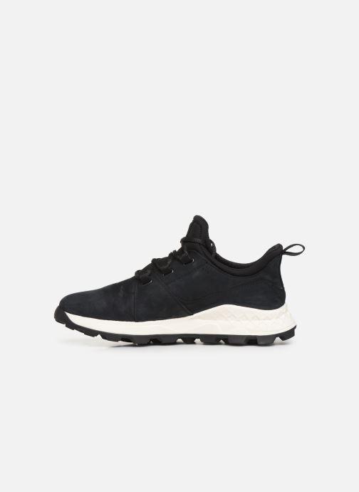 Sneakers Timberland Brooklyn Lace Oxford Zwart voorkant