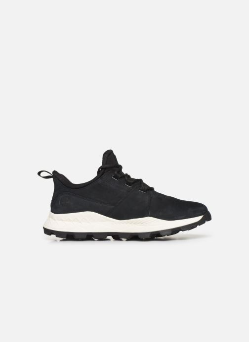 Sneakers Timberland Brooklyn Lace Oxford Nero immagine posteriore
