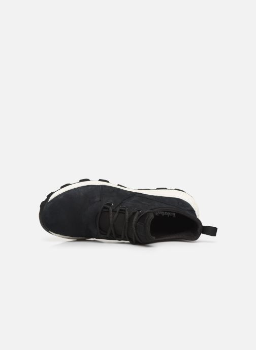 Trainers Timberland Brooklyn Lace Oxford Black view from the left