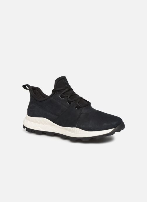 Trainers Timberland Brooklyn Lace Oxford Black detailed view/ Pair view