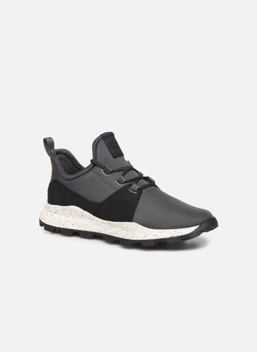 Sneakers Timberland Brooklyn L/F Oxford Grigio vedi dettaglio/paio