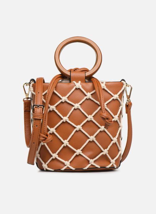 Handtaschen I Love Shoes BASSEAU Filet braun detaillierte ansicht/modell