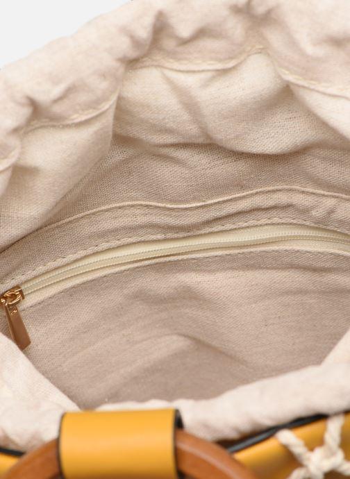 Handtaschen I Love Shoes BASSEAU Filet gelb ansicht von hinten