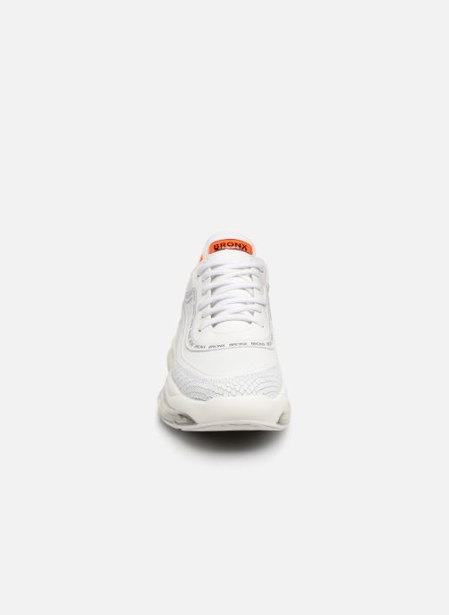 Sneakers Bronx BBUBBLYX Wit model