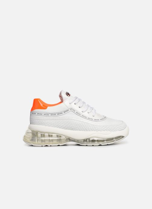 Sneakers Bronx BBUBBLYX Wit achterkant