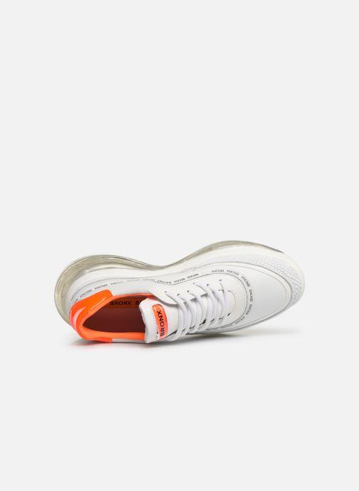 Sneakers Bronx BBUBBLYX Wit links