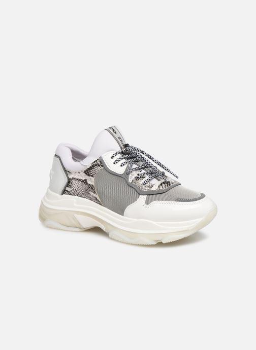 250bd33e6572 Sneakers Bronx BBAISLEYX Grå detaljeret billede af skoene