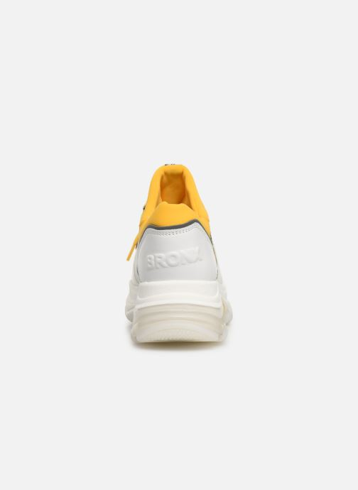 Trainers Bronx BBAISLEYX Yellow view from the right
