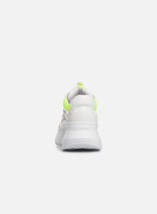 Sneakers Bronx BGRAYSONX Bianco immagine destra