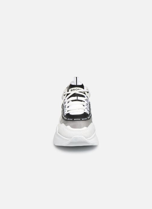 Baskets Bronx BGRAYSONX Noir vue portées chaussures