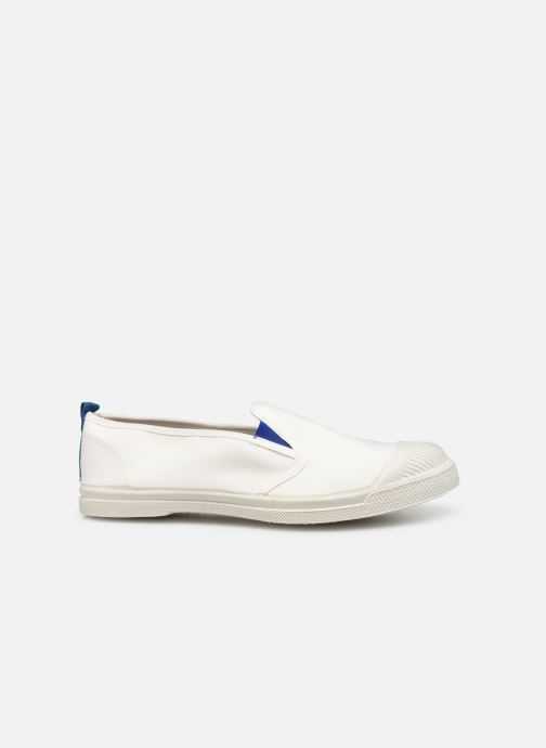 Sneakers Bensimon Tennis Tommy-Whity Wit achterkant