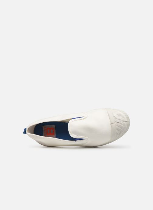Sneakers Bensimon Tennis Tommy-Whity Wit links