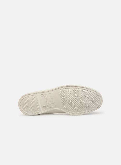Baskets Bensimon Tennis Tommy-Whity Blanc vue haut