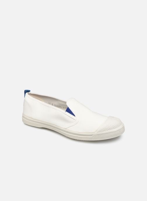 Sneakers Bensimon Tennis Tommy-Whity Wit detail