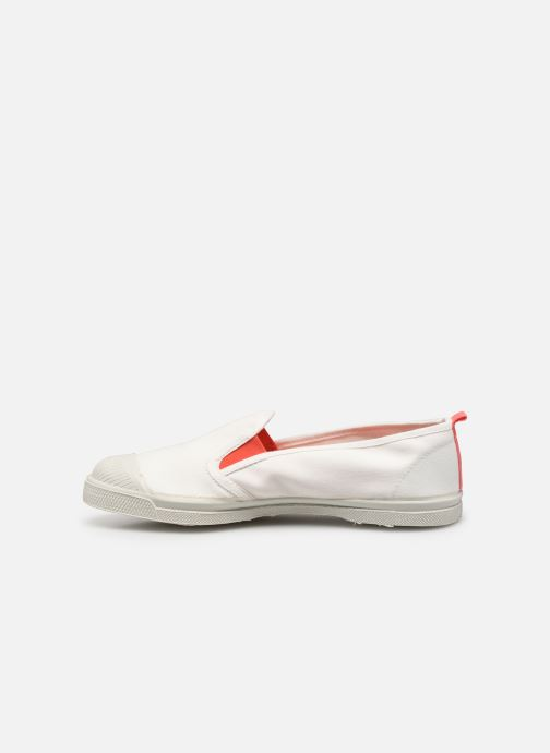 Trainers Bensimon Tennis Tommy-Whity White front view