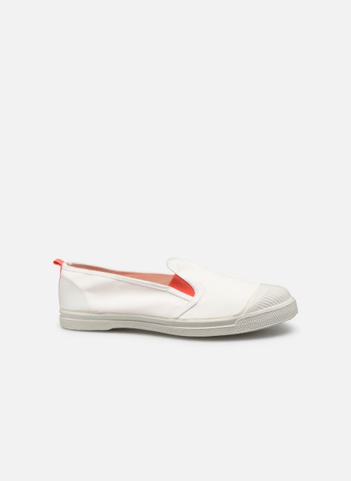 Trainers Bensimon Tennis Tommy-Whity White back view
