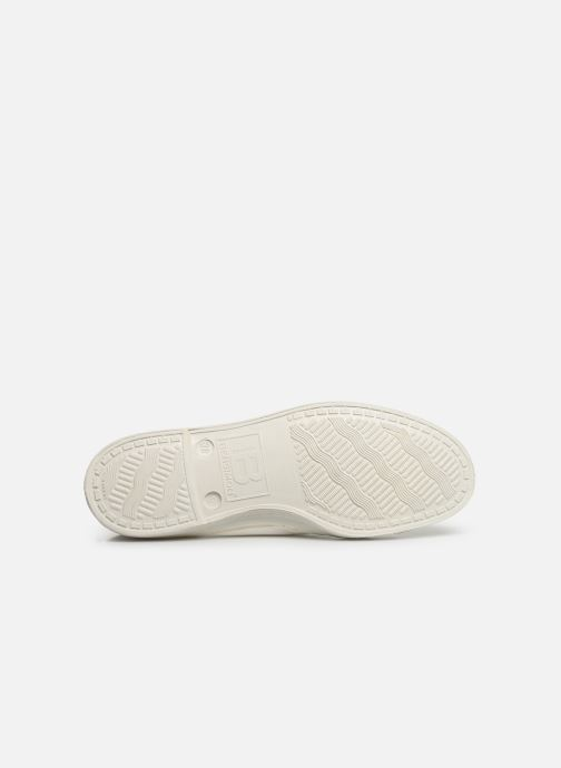 Trainers Bensimon Tennis Tommy-Whity White view from above