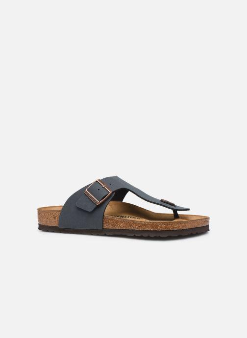 Sandales et nu-pieds Birkenstock Ramses Flor M Gris vue derrière