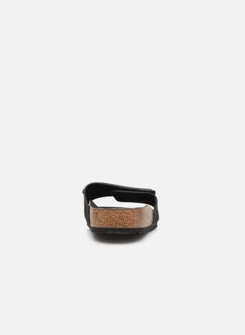 Sandalen Birkenstock Tema Microfibre M Zwart rechts