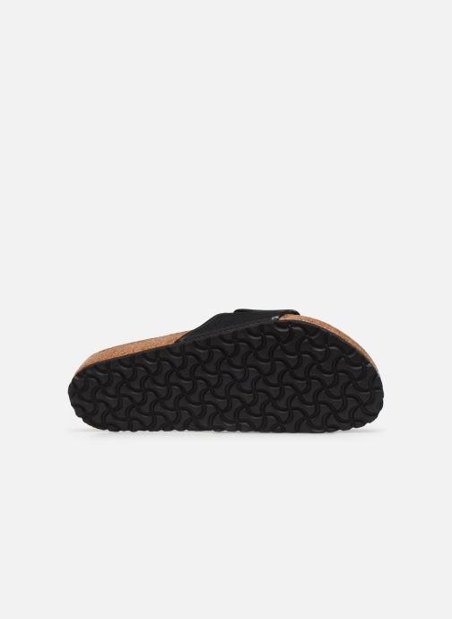 Sandalen Birkenstock Tema Microfibre M Zwart boven