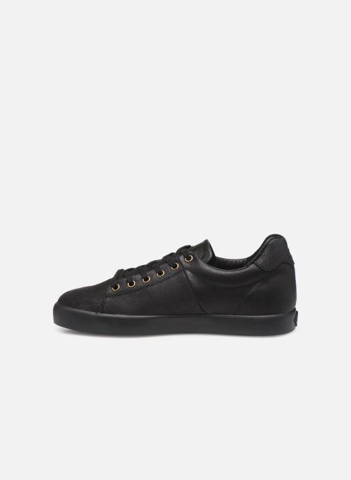 Sneaker P-L-D-M By Palladium Kate schwarz ansicht von vorne