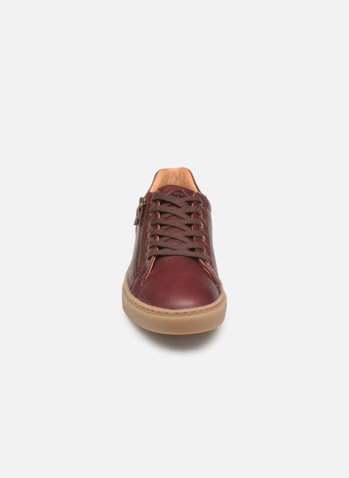 Trainers P-L-D-M By Palladium Cali Plp Burgundy model view