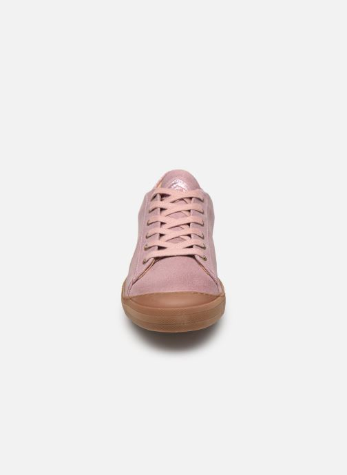 Trainers P-L-D-M By Palladium Nocera Crt Pink model view