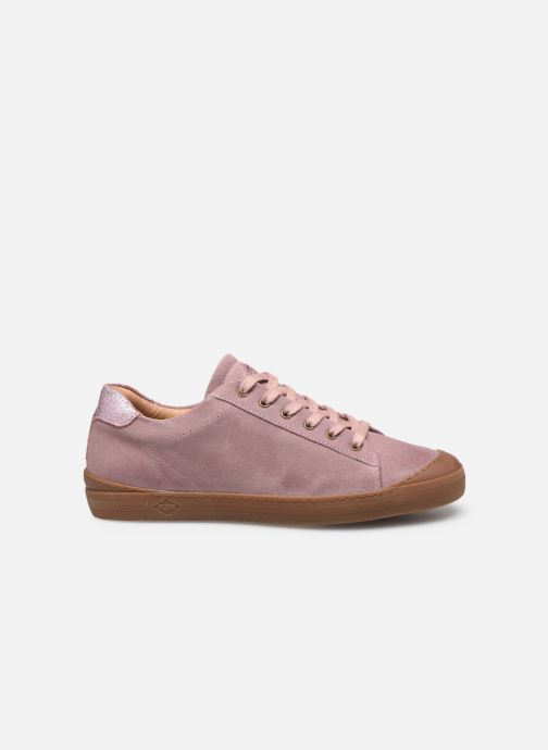 Trainers P-L-D-M By Palladium Nocera Crt Pink back view