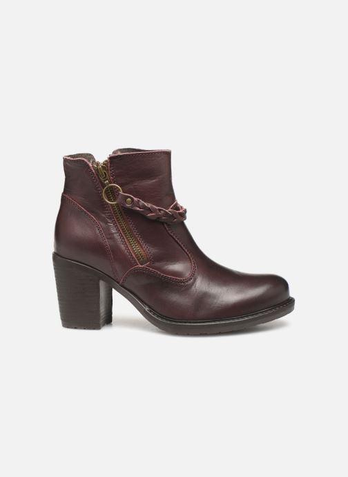 Bottines et boots P-L-D-M By Palladium Sanski Ibx Bordeaux vue derrière