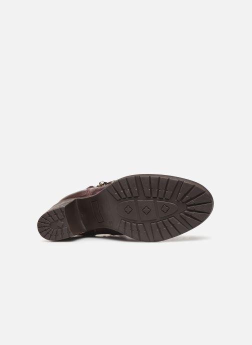 Boots en enkellaarsjes P-L-D-M By Palladium Sanski Ibx Bordeaux boven