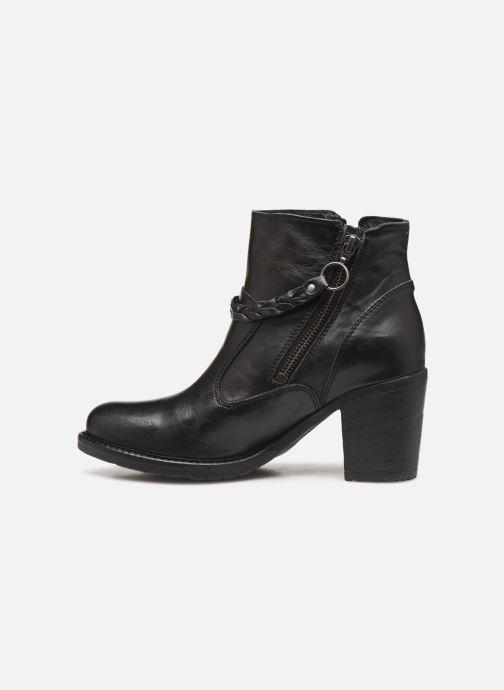 Bottines et boots P-L-D-M By Palladium Sanski Ibx Noir vue face