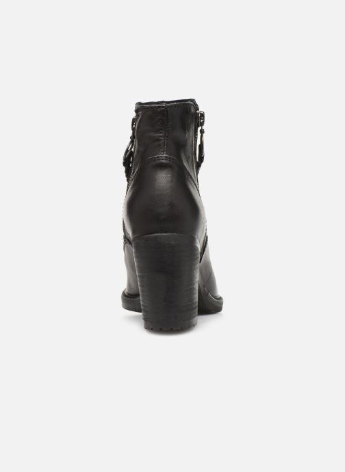 Bottines et boots P-L-D-M By Palladium Sanski Ibx Noir vue droite