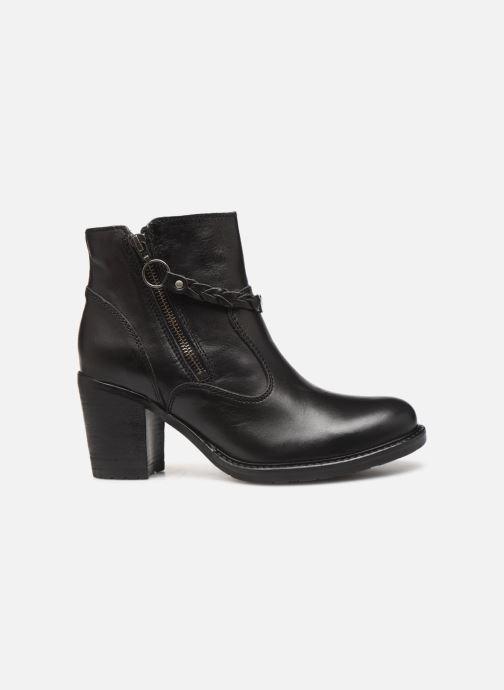 Bottines et boots P-L-D-M By Palladium Sanski Ibx Noir vue derrière