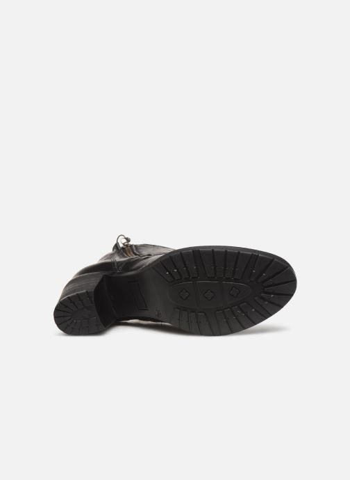 Bottines et boots P-L-D-M By Palladium Sanski Ibx Noir vue haut