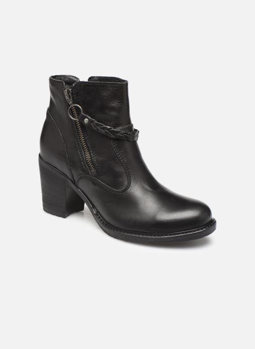 Bottines et boots P-L-D-M By Palladium Sanski Ibx Noir vue détail/paire