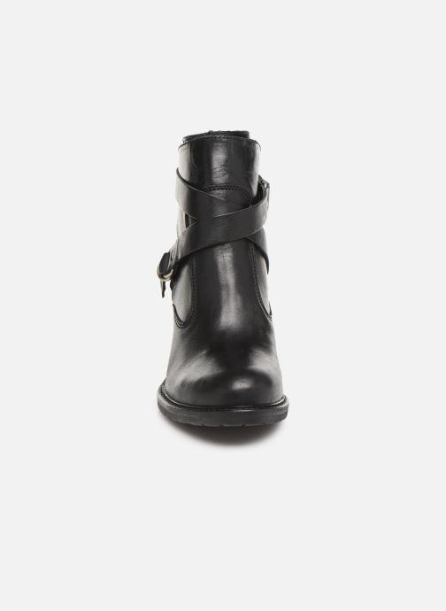 Bottines et boots P-L-D-M By Palladium Sudencia Mxco Noir vue portées chaussures